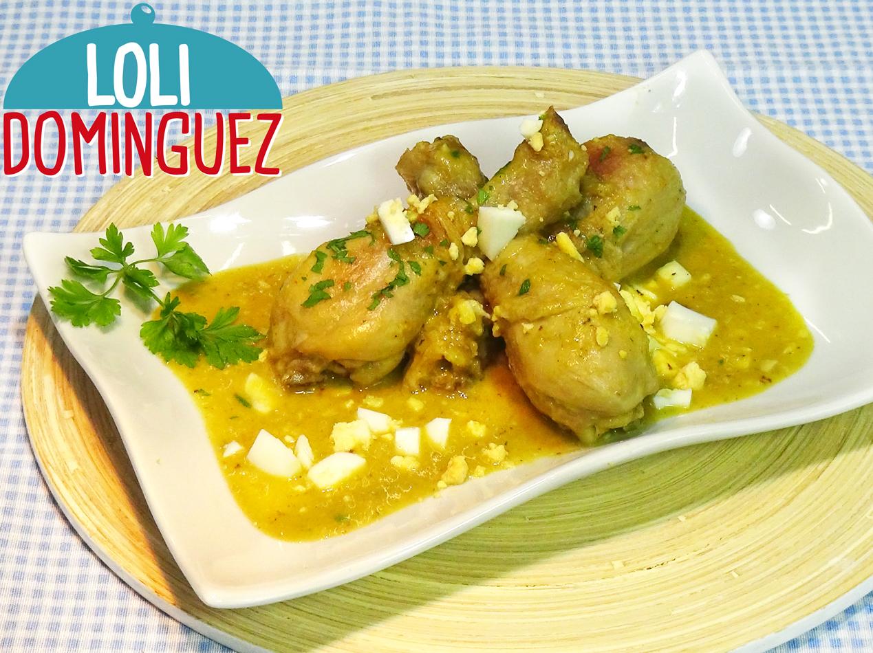 Pollo A La Pepitoria Receta De Guiso Tradicional De Mi Abuela