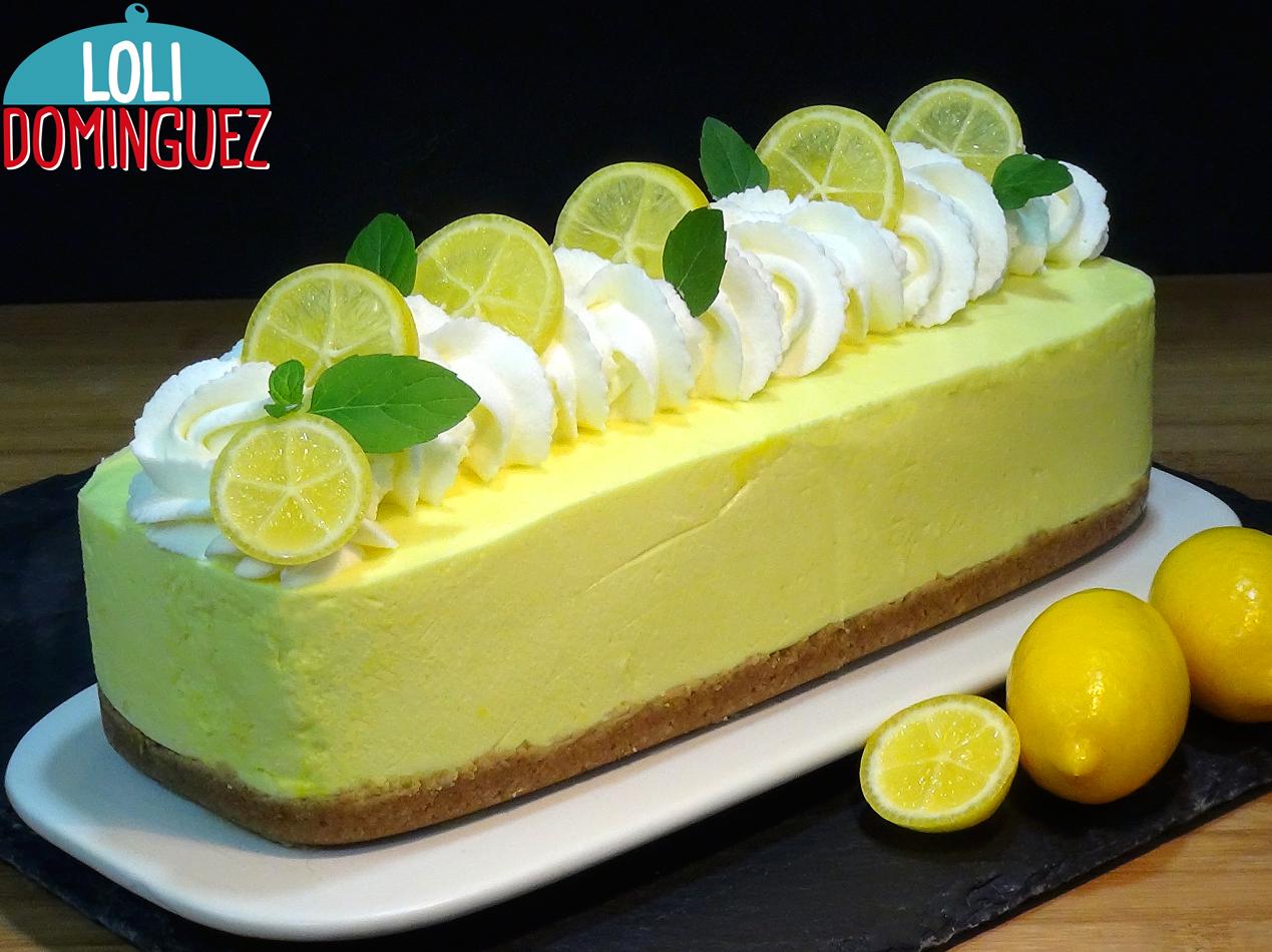 Pastel De Limon Sin Horno Facilisimo