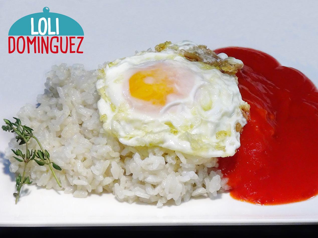 Receta de arroz blanco perfecto Recetas de Esbieta